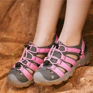 BEARPAW Kids Memuru Hiking Sandal